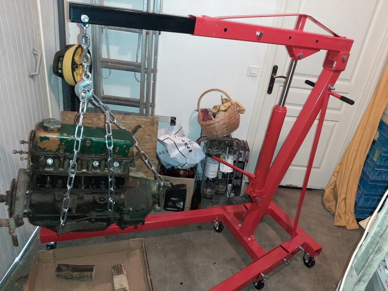moteur - SOMECA SOM25E - Moteur et radiateur 20200312