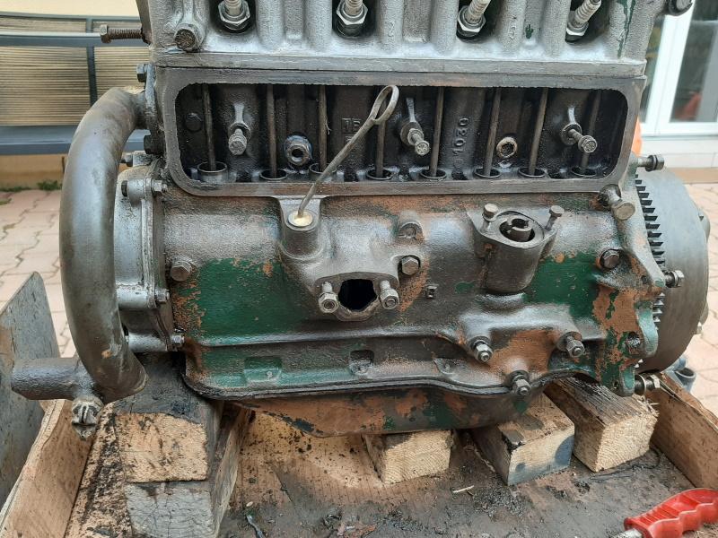 moteur - SOMECA SOM25E - Moteur et radiateur 20200314