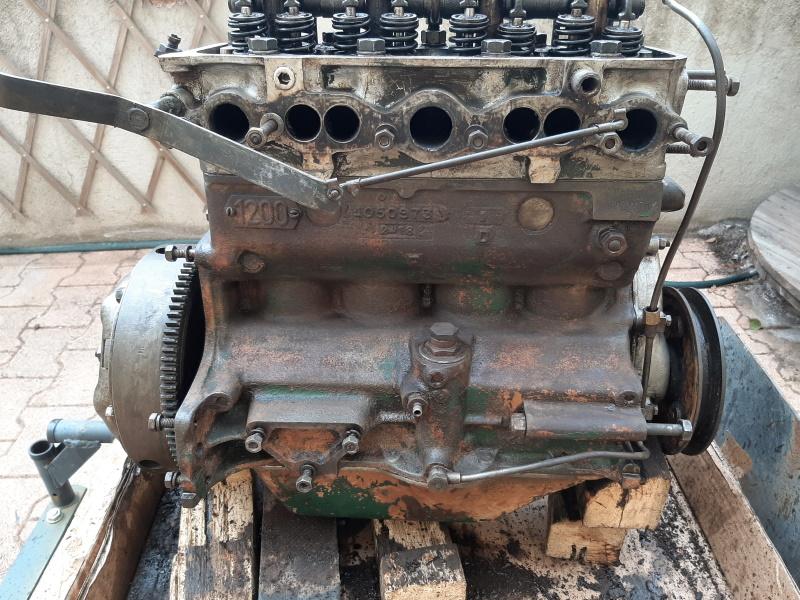 moteur - SOMECA SOM25E - Moteur et radiateur 20200315