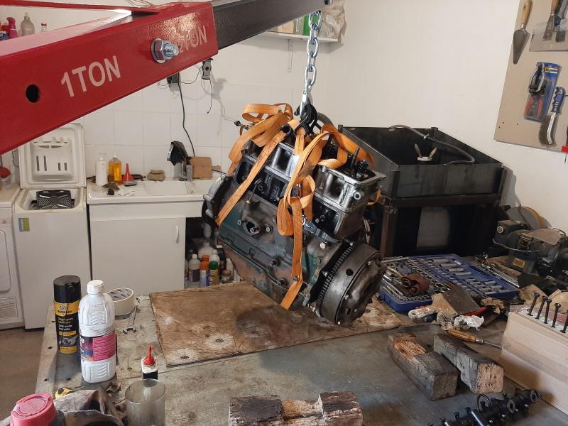moteur - SOMECA SOM25E - Moteur et radiateur 20200340