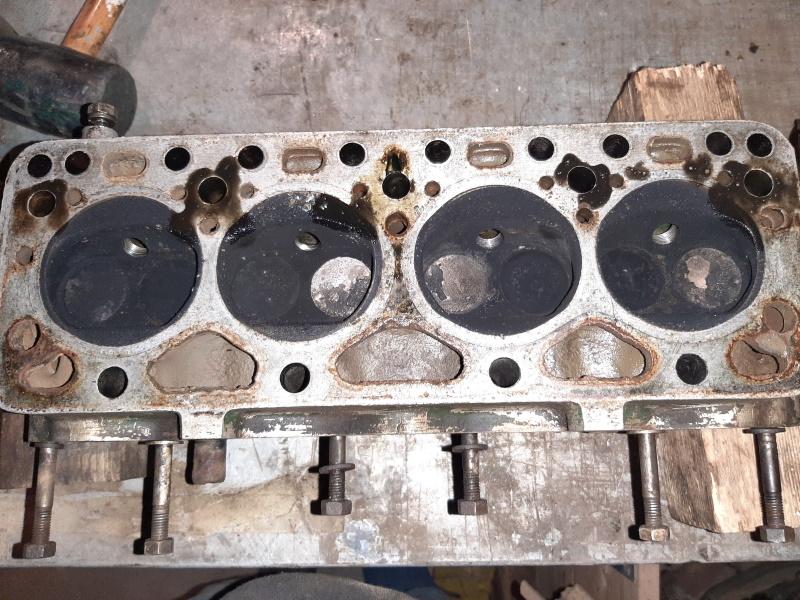 moteur - SOMECA SOM25E - Moteur et radiateur 20200343