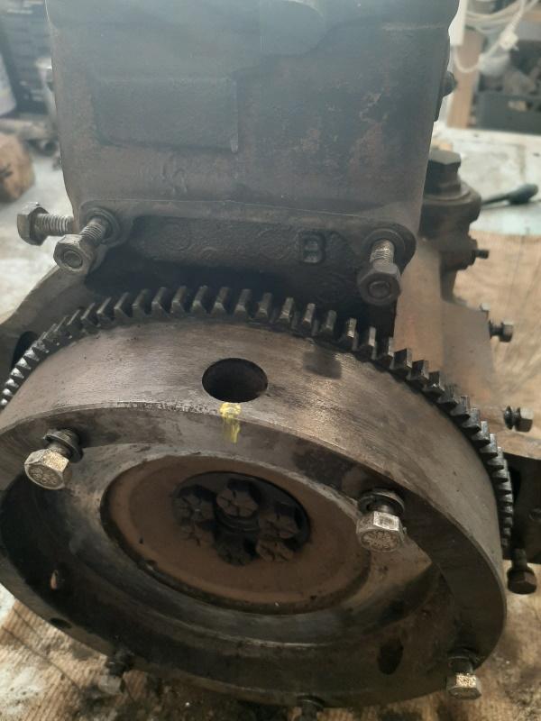 moteur - SOMECA SOM25E - Moteur et radiateur 20200345