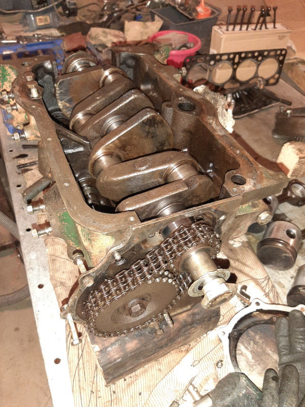moteur - SOMECA SOM25E - Moteur et radiateur 20200349
