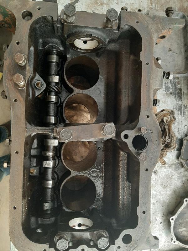 moteur - SOMECA SOM25E - Moteur et radiateur 20200351