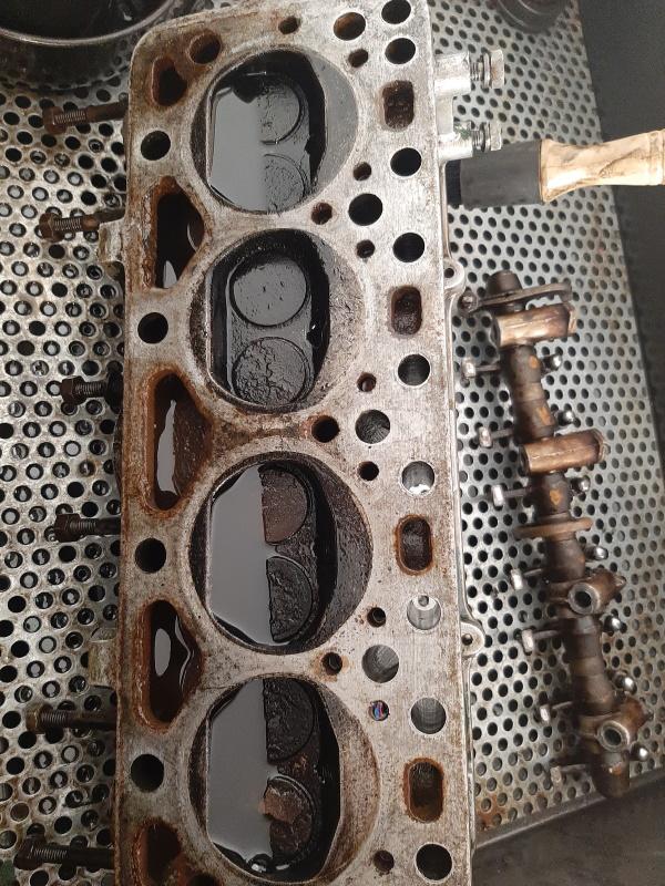 moteur - SOMECA SOM25E - Moteur et radiateur 20200352