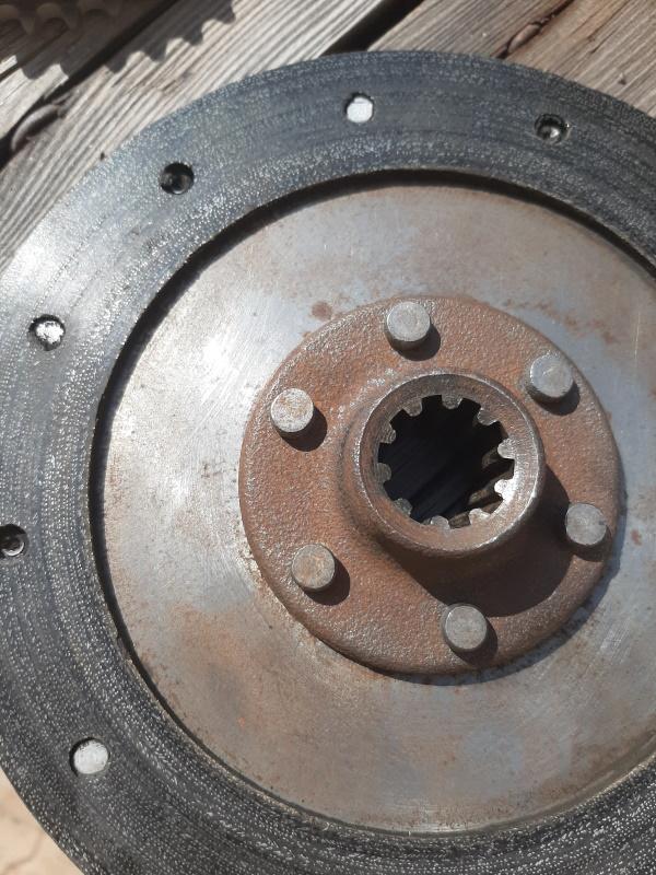 moteur - SOMECA SOM25E - Moteur et radiateur 20200361