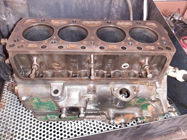 moteur - SOMECA SOM25E - Moteur et radiateur 20200362