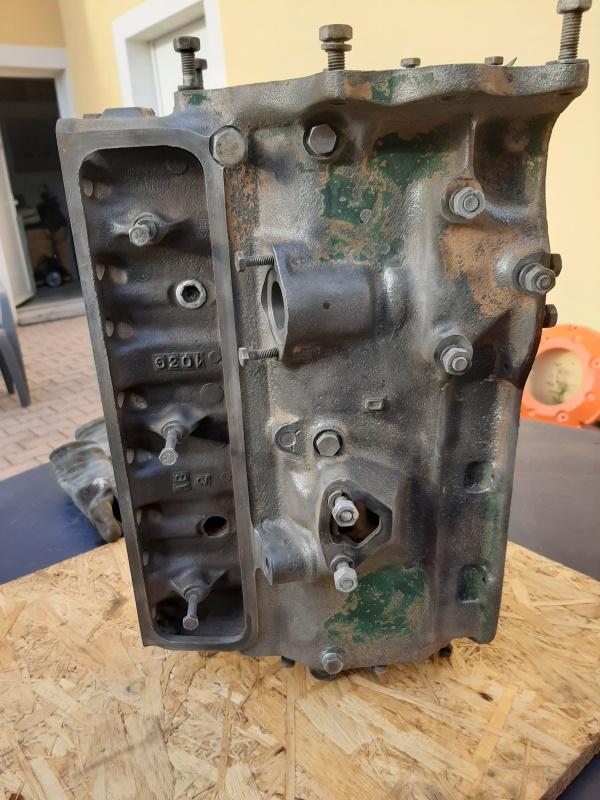 moteur - SOMECA SOM25E - Moteur et radiateur 20200363