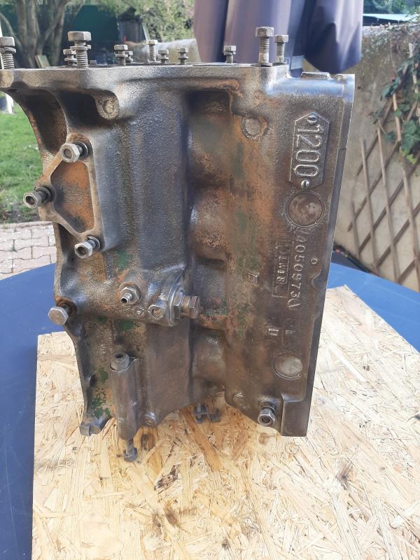 moteur - SOMECA SOM25E - Moteur et radiateur 20200364
