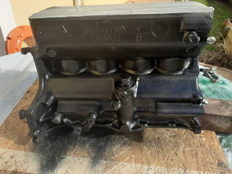 moteur - SOMECA SOM25E - Moteur et radiateur 20200369