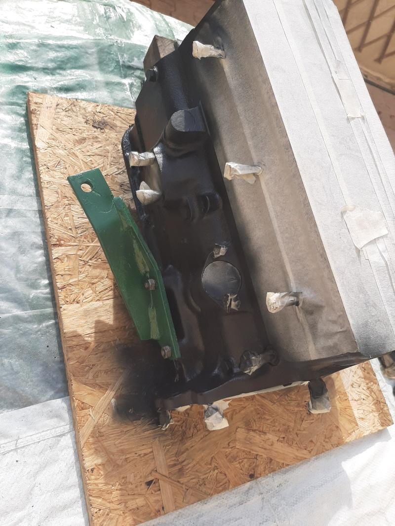 moteur - SOMECA SOM25E - Moteur et radiateur 20200370
