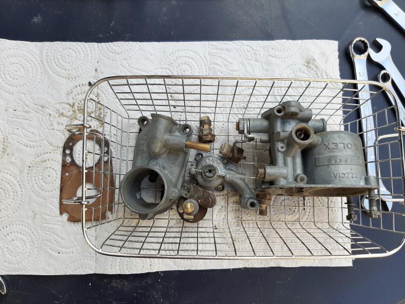 moteur - SOMECA SOM25E - Moteur et radiateur - Page 3 20200442