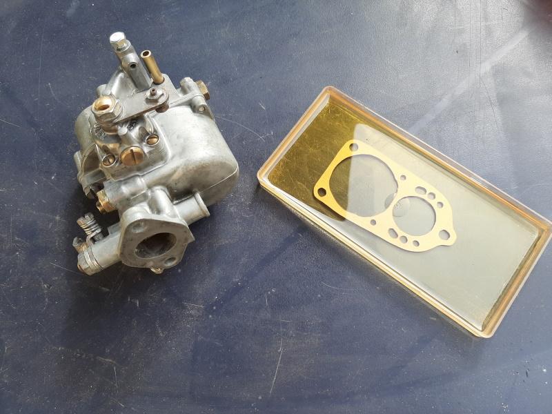 moteur - SOMECA SOM25E - Moteur et radiateur - Page 3 20200446