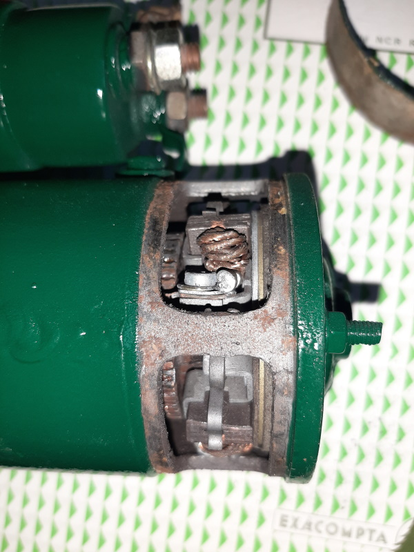 moteur - SOMECA SOM25E - Moteur et radiateur - Page 3 20200491