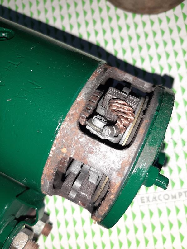moteur - SOMECA SOM25E - Moteur et radiateur - Page 3 20200492