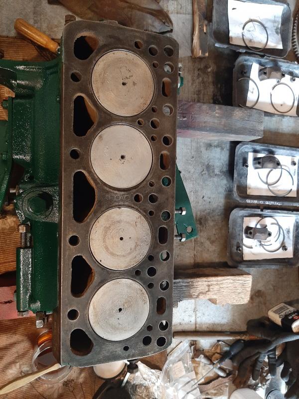 moteur - SOMECA SOM25E - Moteur et radiateur - Page 3 20200495