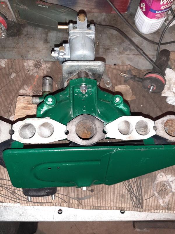 moteur - SOMECA SOM25E - Moteur et radiateur - Page 3 20200498