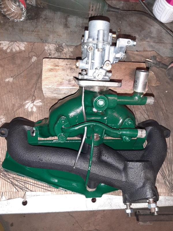 moteur - SOMECA SOM25E - Moteur et radiateur - Page 3 20200499