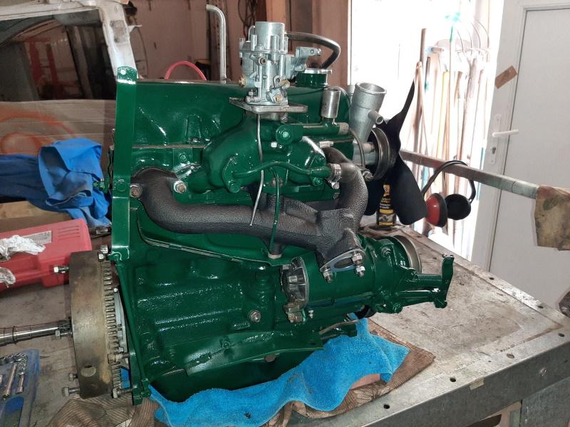 moteur - SOMECA SOM25E - Moteur et radiateur - Page 3 20200512