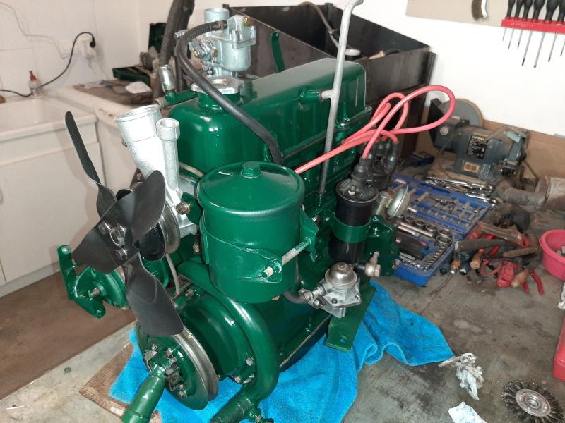 moteur - SOMECA SOM25E - Moteur et radiateur - Page 3 20200513
