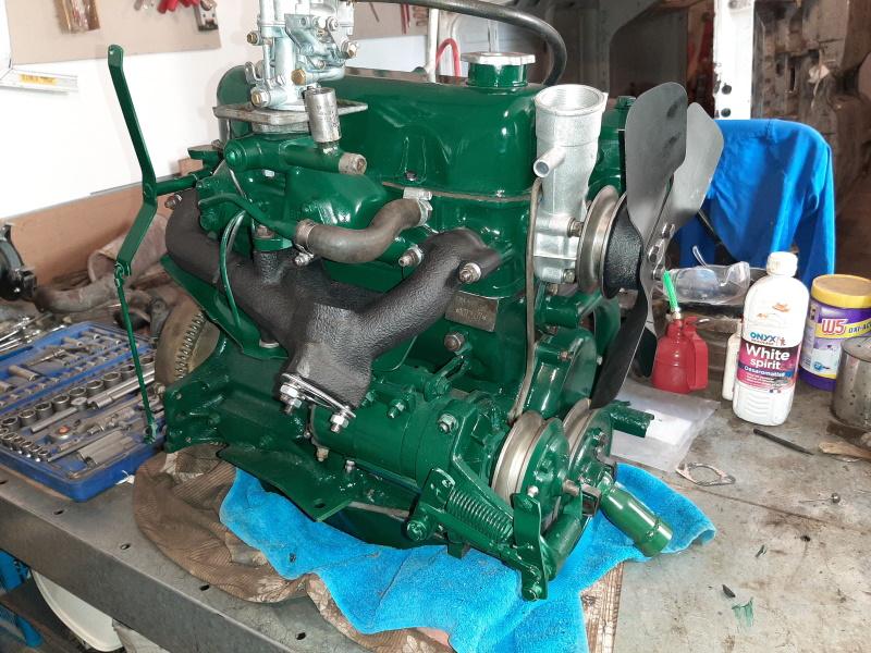 moteur - SOMECA SOM25E - Moteur et radiateur - Page 3 20200514