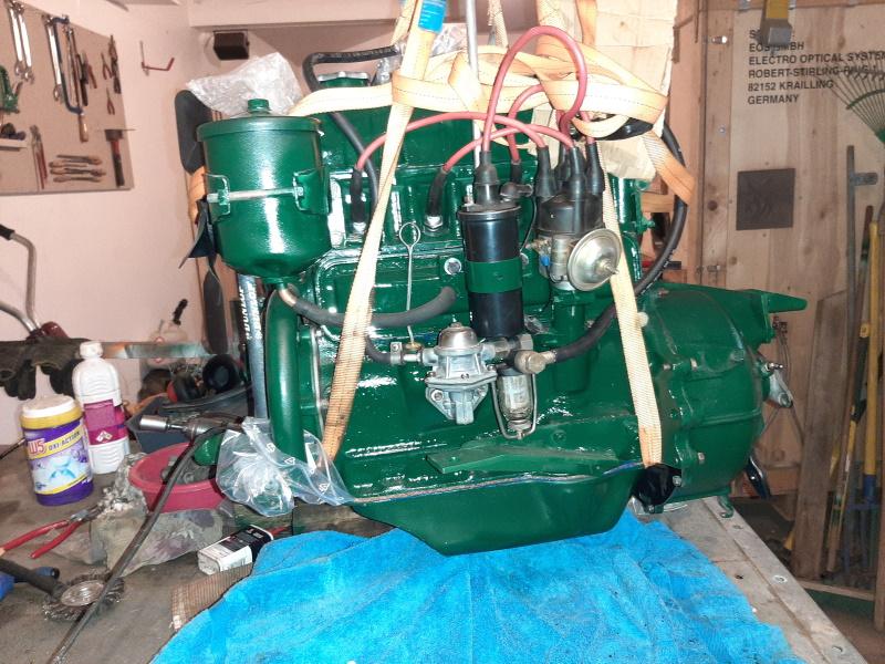 moteur - SOMECA SOM25E - Moteur et radiateur - Page 4 20200519