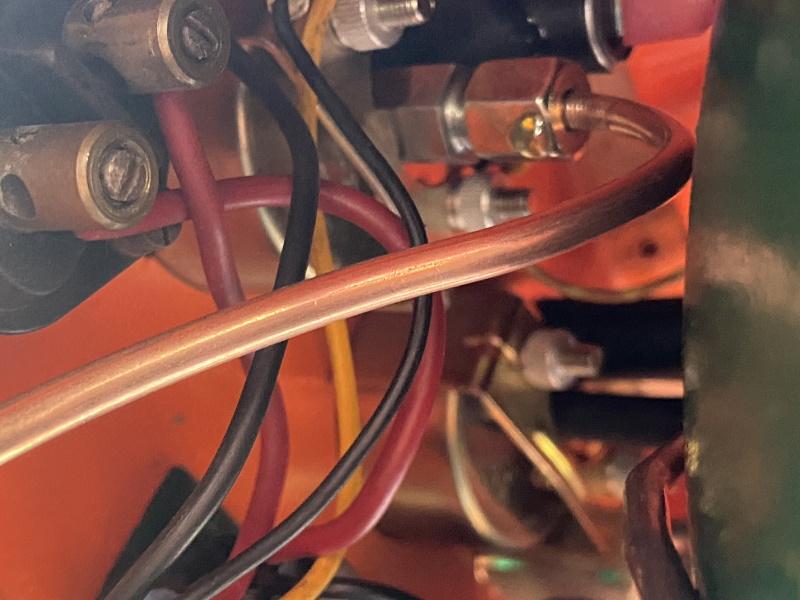 moteur - SOMECA SOM25E - Moteur et radiateur - Page 4 Img_1010