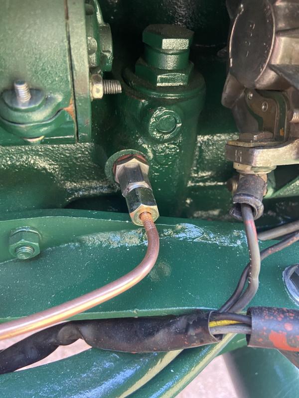 moteur - SOMECA SOM25E - Moteur et radiateur - Page 4 Img_1011