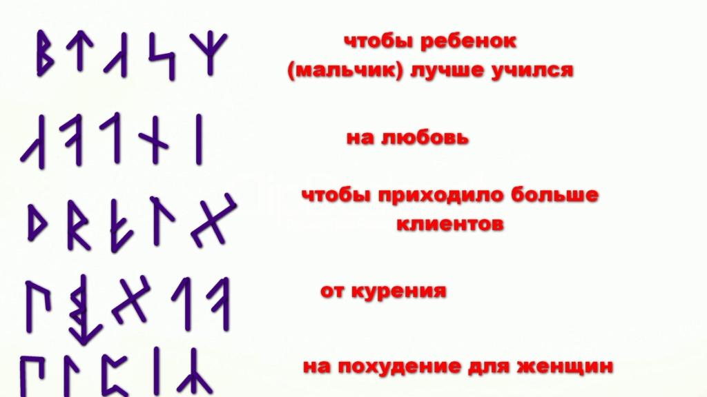 Арманический футарк Formul10