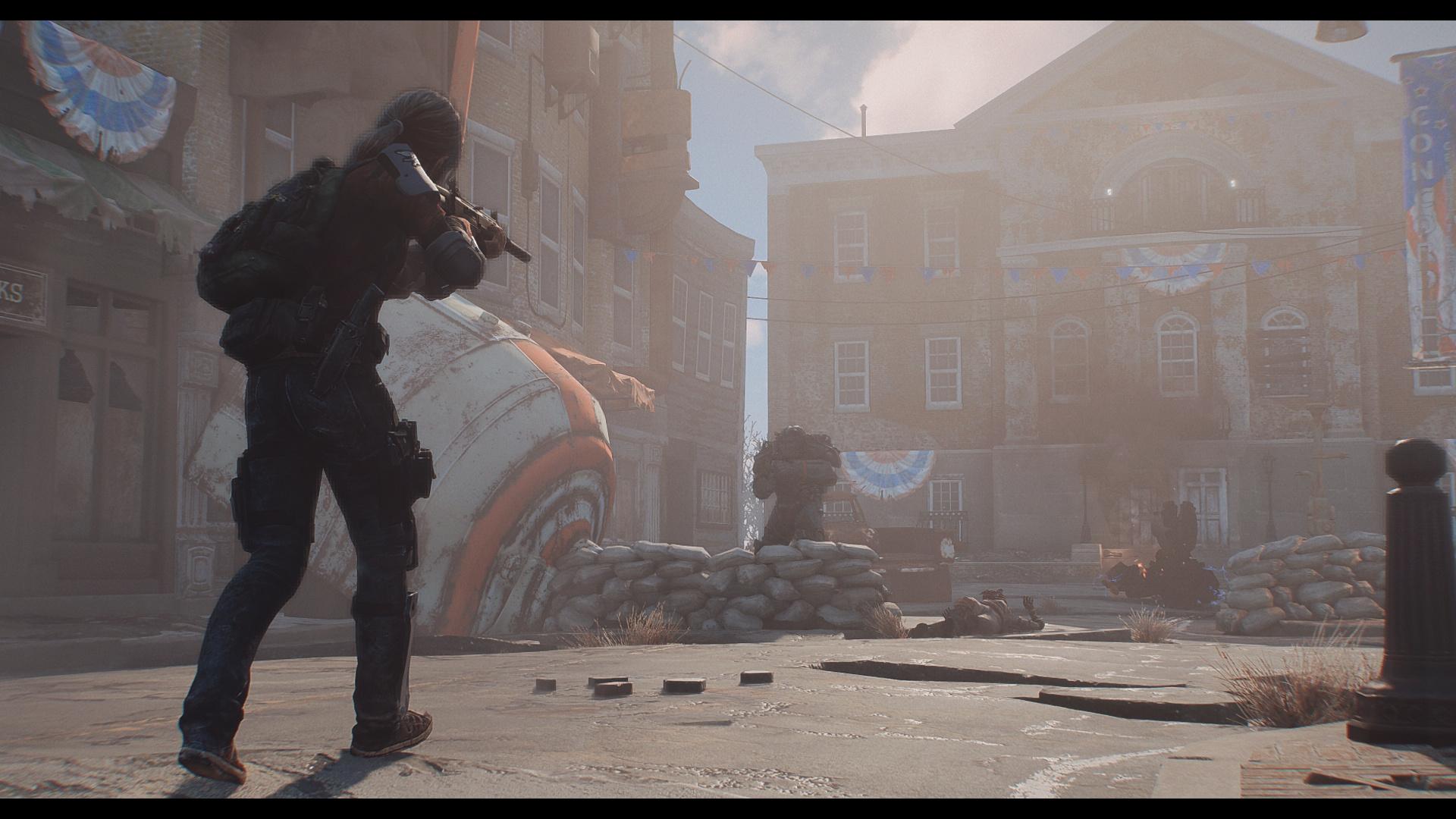 [FO4] The Last Of Us Ellie Mod Screenshots Fallou15