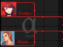 Nekketsu Championship Tournament: Round 1: Evelyn Evans vs Bryan Daniels Downlo12