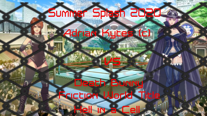Summer Splash 2020: Friction World Title: Adrian Kytes(c) vs Death Bunny: Hell in a Cell Downlo23