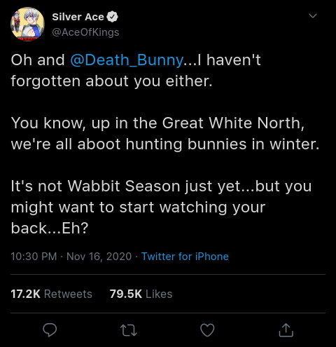 Silver Ace - @AceofKings Downlo29