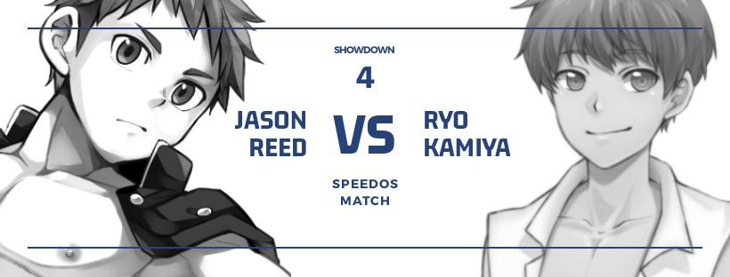 Showdown '19: Ryo Kamiya vs Jason Reed: Speedo Match File_m10