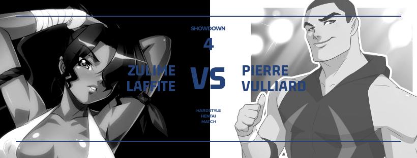 Showdown '19: Zulime Lafitte vs Pierre Vulliard: Hardstyle Hentai Match File_m12