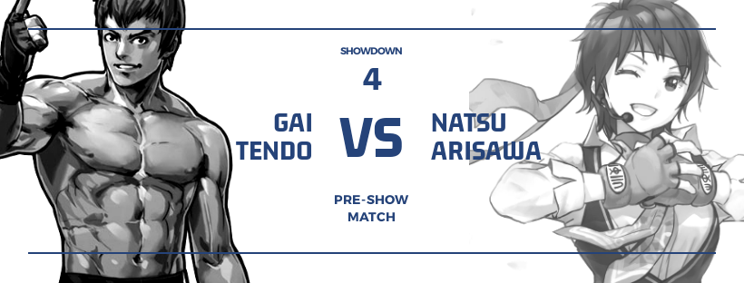 Showdown '19: Pre-Show: Pre Show Match: Natsuko Arisawa vs Gai Tendo File_m13