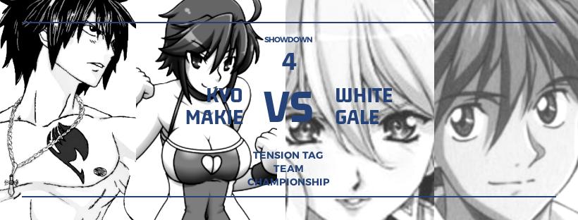 Showdown '19: White Gale (C) vs Akamatsu Siblings: Tension Tag Team Title Match File_m15