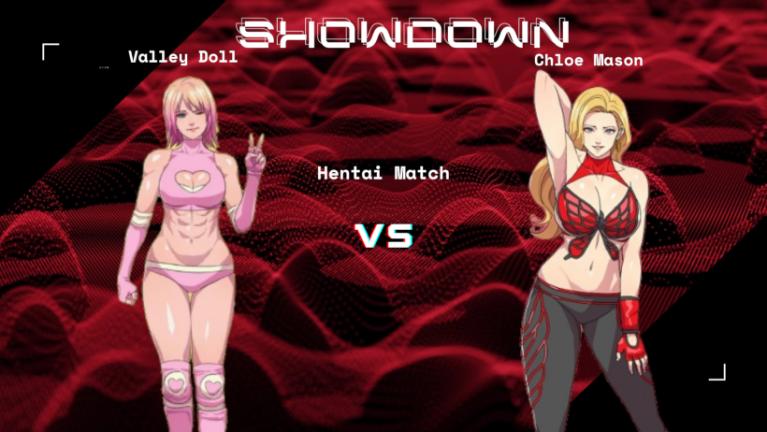 Showdown VI: Hentai Match: Valley Doll vs Chloe Mason Valley10