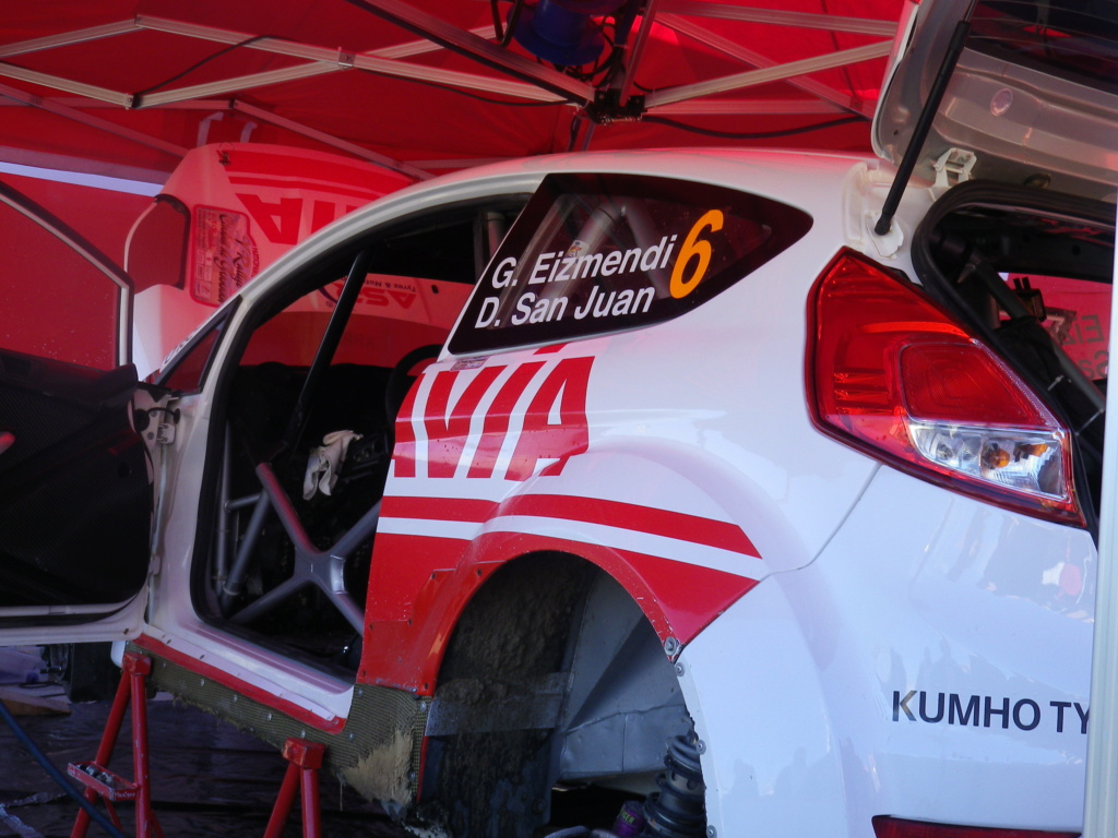 CERT: 5º Rallye Ciudad de Granada [2-3 Noviembre] Imgp0013