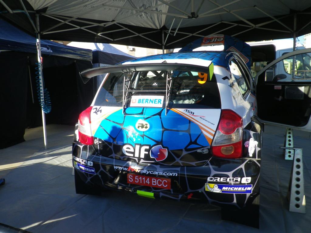 CERT: 5º Rallye Ciudad de Granada [2-3 Noviembre] Imgp0015