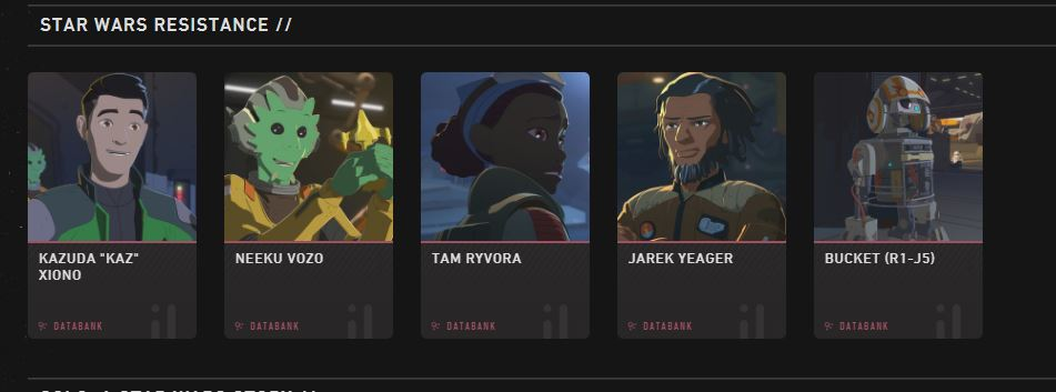 Star Wars: Resistance (New animated series) - Page 3 Databa10