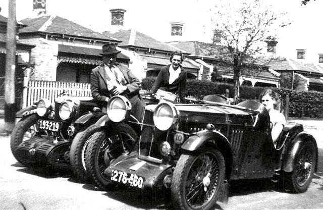 """MG """"MMM"""" Midget Magna Magnette - Morris Garage Lord-a10"""