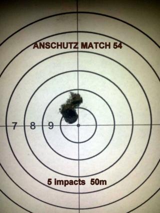 Précision des carabines match - Page 2 110