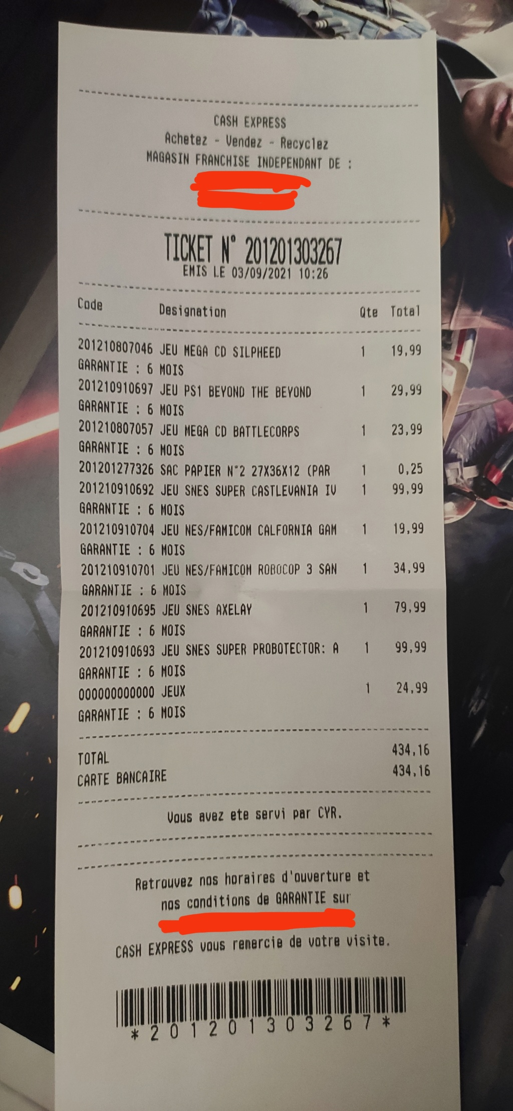 Histoire incroyable au Cash ! jeux SNES NEUF ! - Page 2 Img_2028