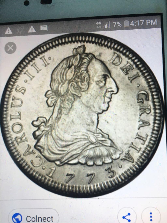 Moneda de Carlos III para identificar. Whatsa10