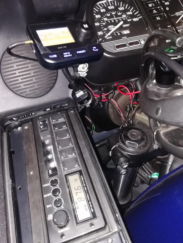 K100LT radio remote  Img_2034
