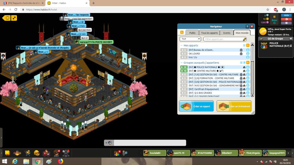 [CM] Rapports d'activités de xCleem. - Page 5 Uuu10