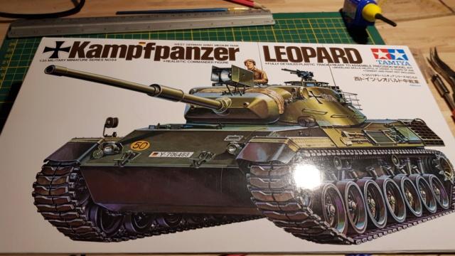 Tamiya Leopard 1 1/35 gebaut von Kai1404 20181110