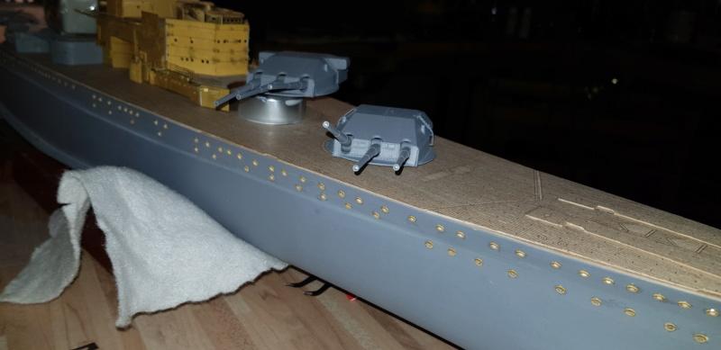 Die Scharnhorst von Hachette in 1/200 mit Licht gebaut von Kai1404 - Seite 2 20190416