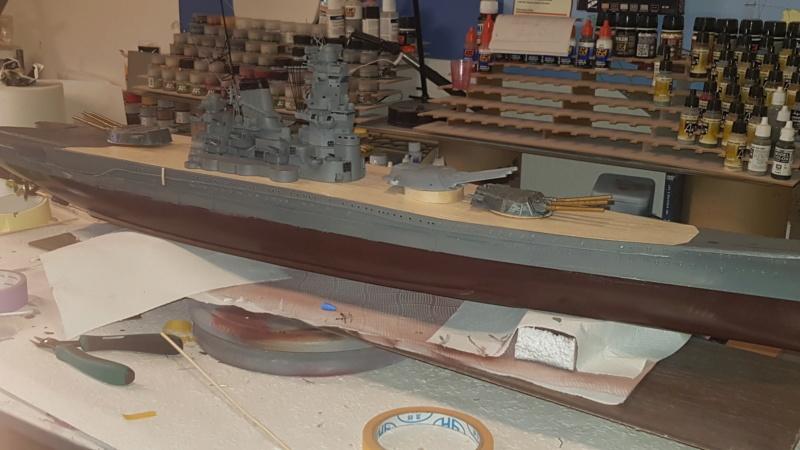 Die Yamato von De Agostini in 1/250  20200417